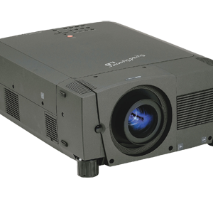 Christie RoadRunner L6 LCD Projector