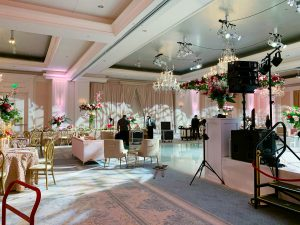 hybrid micro wedding event in atlanta