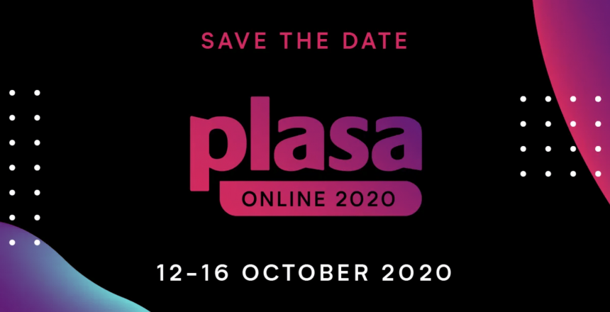 plasa online 2020 virtual event save the date